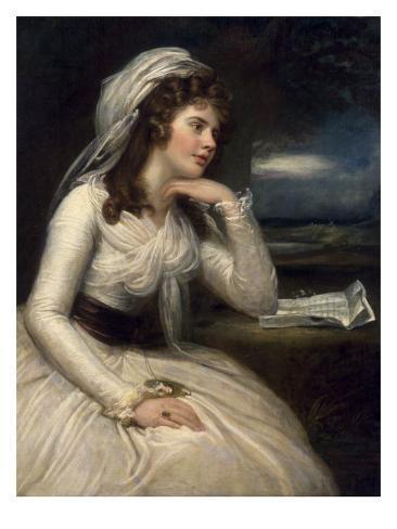 Mrs Joseph Smith Lámina giclée