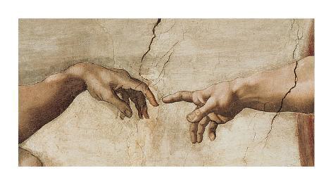 http://imgc.allpostersimages.com/images/P-473-488-90/20/2053/L1S4D00Z/poster/michelangelo-buonarroti-die-erschaffung-adams-ca-1510-detail.jpg