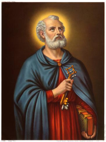 sveti Peter - apostol