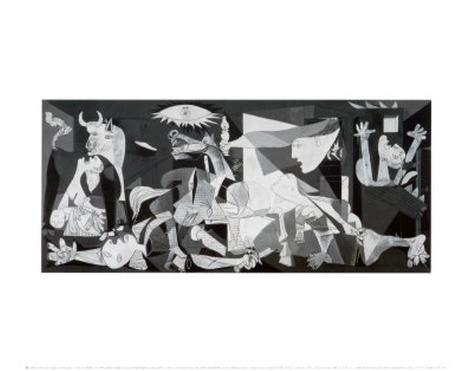 Guernica, c.1937 Prints by Pablo Picasso at AllPosters.com