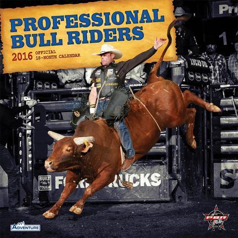 カレンダー 家族 スケジュール カレンダー : Professional Bull Riders 2016