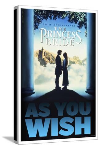 The Princess Bride 30th Anniversary - As You Wish Toile tendue sur châssis