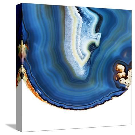 Cobalt Blue Agate A Tableau sur toile