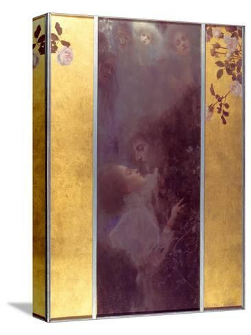 Amour (1895) Tableau sur toile