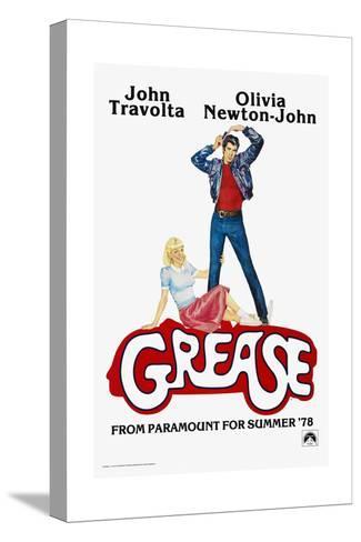 Grease, 1978 Trykk på strukket lerret
