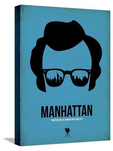 Manhattan Bedruckte aufgespannte Leinwand