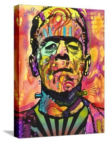 Frankenstein Bedruckte aufgespannte Leinwand