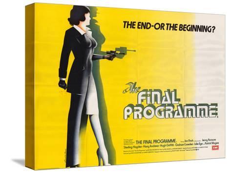 Final Programme (The) Bedruckte aufgespannte Leinwand