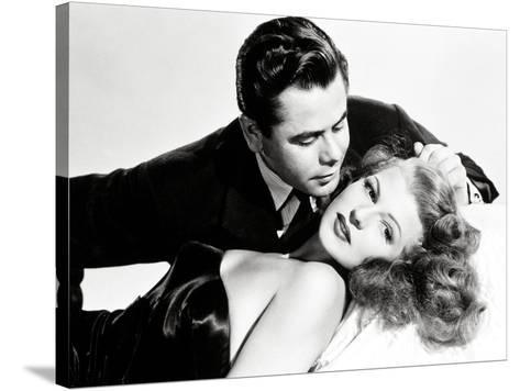 Glenn Ford; Rita Hayworth.