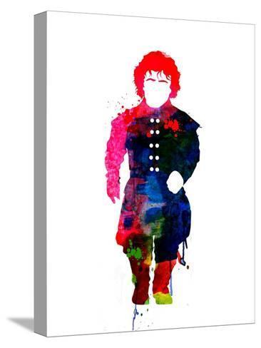 Tyrion Watercolor Bedruckte aufgespannte Leinwand