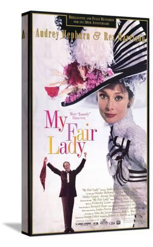 My Fair Lady, 1964 Bedruckte aufgespannte Leinwand