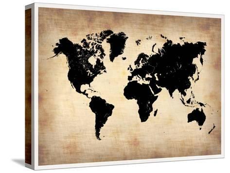 Good Vintage Weltkarte