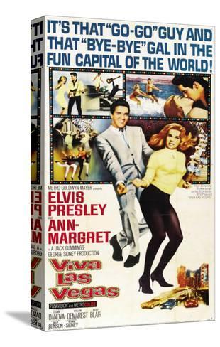 Viva Las Vegas, 1964 Bedruckte aufgespannte Leinwand