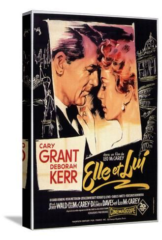 An Affair to Remember, 1957 Stampa su tela