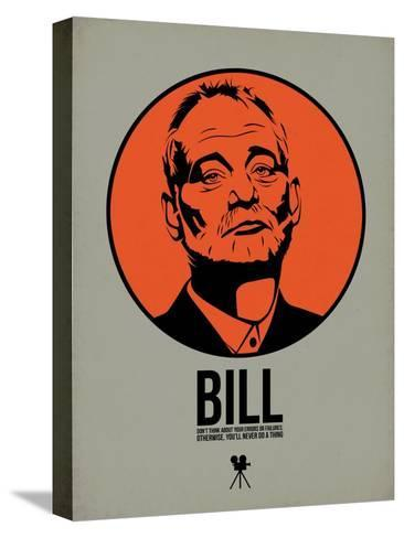 Bill 2 Stretched Canvas Print