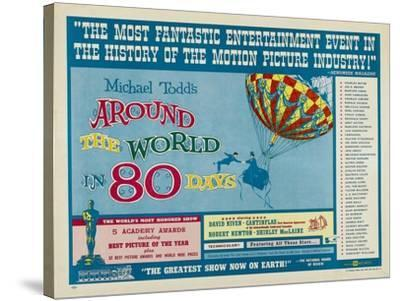 Around the World In 80 Days, 1956, \