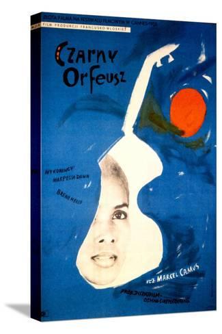Black Orpheus, (AKA Czarny Orfeusz), Marpessa Dawn, 1959 Impressão em tela esticada