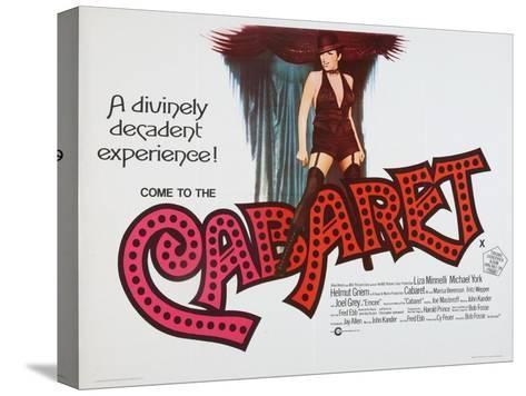 Cabaret, 1972 Reproducción de lámina sobre lienzo