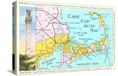 Cape Cod Map Prints at AllPosters.com