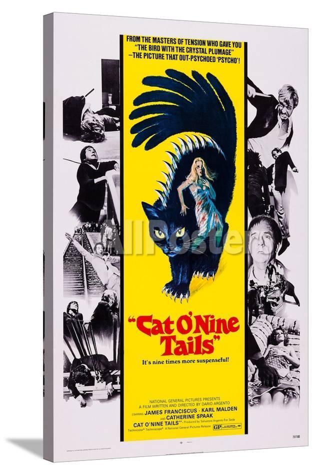 Cat O' Nine Tails, (Aka Il Gatto a Nove Code)