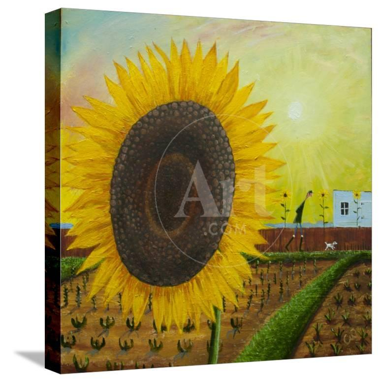 The Sunflower Giclee Print by Chris Ross Williamson at AllPosters.com