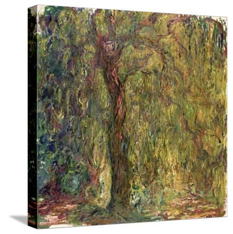Weeping Willow, 1918-19 Reproducción de lámina sobre lienzo
