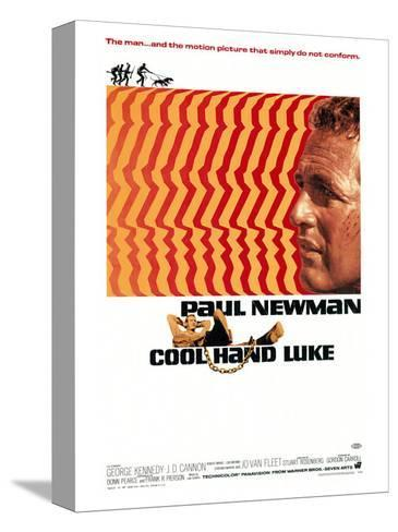 Cool Hand Luke, 1967 Stretched Canvas Print