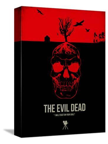 The Evil Dead Reproducción de lámina sobre lienzo