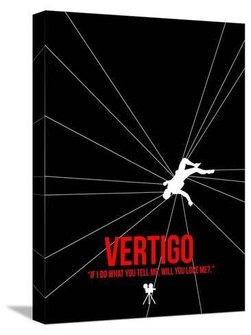 Vertigo Stretched Canvas Print