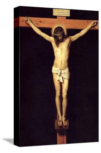 Crucified Christ Reproducción de lámina sobre lienzo