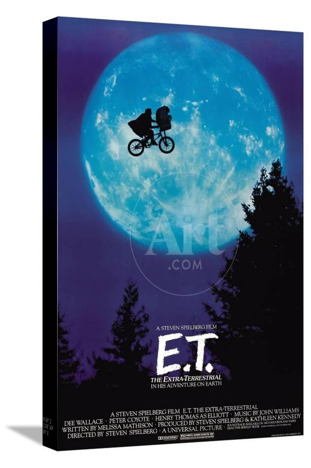 E T The Extra Terrestrial 1982 Directed By Steven Spielberg Photographic Print Allposters Com