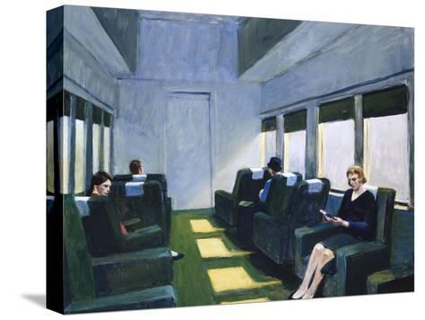 Chair Car, 1965 Reproducción de lámina sobre lienzo