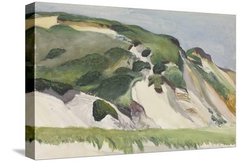 Dune at Truro, 1930 Reproducción de lámina sobre lienzo