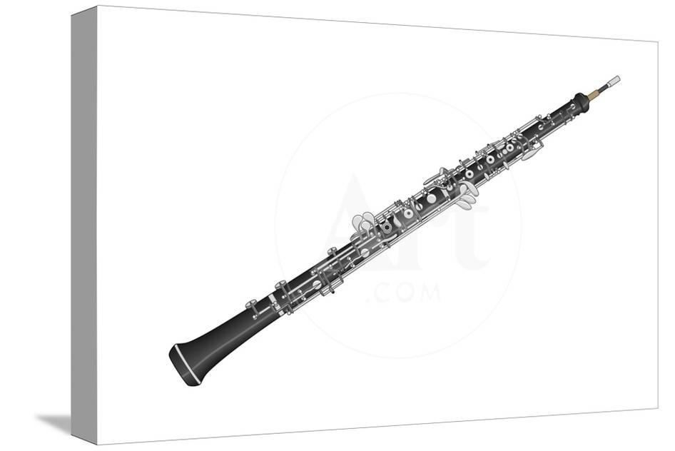 Oboe, Woodwind, Musical Instrument