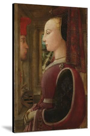 fra filippo lippi portrait of a woman