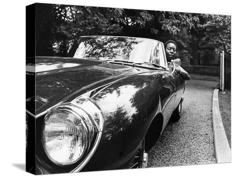 Nina Simone - 1971 Pingotettu canvasvedos