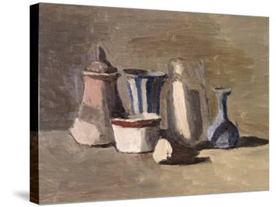 Framed Giorgio Morandi Still Life Giclee Canvas Print Paintings Poster
