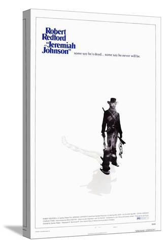 Jeremiah Johnson Stretched Canvas Print