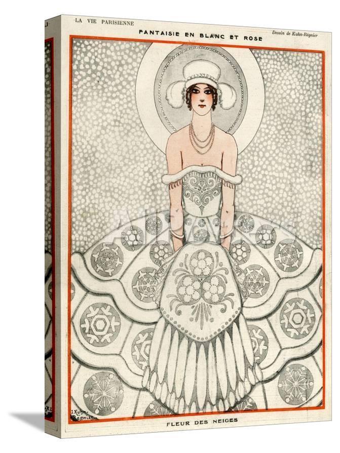 La Vie Parisienne Kuhn Regnier 1922 France Giclee Print At