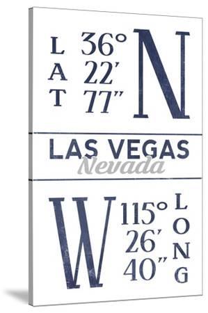 las vegas nevada latitude and longitude blue prints lantern press allposters com allposters com