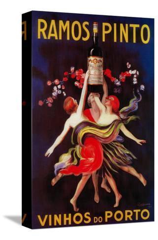 Ramos Pinto Vintage Poster - Europe Pingotettu canvasvedos