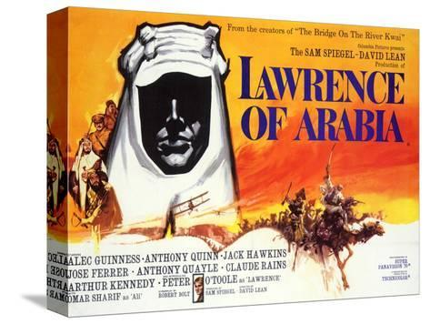 Lawrence of Arabia, 1963 Stretched Canvas Print