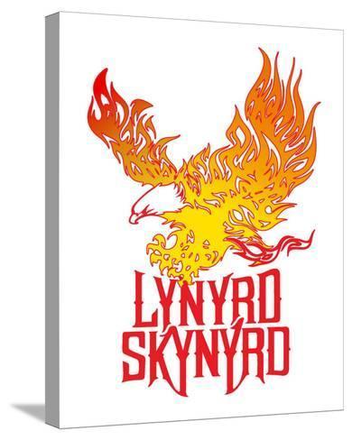 Lynyrd Skynyrd Stretched Canvas Print