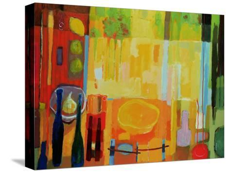 Orchard/Thanksgiving, 2000 Pingotettu canvasvedos