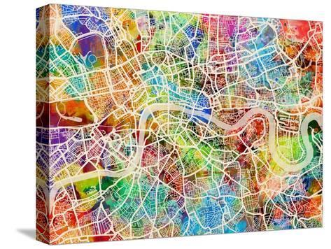 london england street map