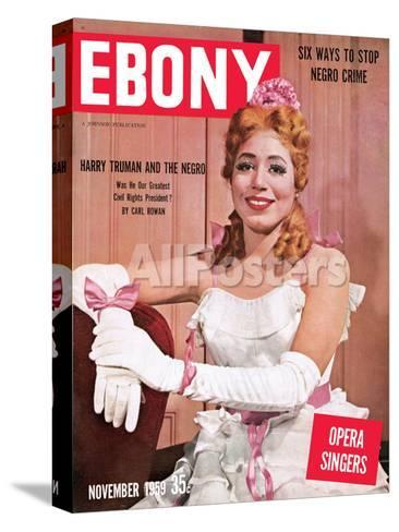 Ebony November 1959 Photographic Print By Moneta Sleet Jr At Allposters Com