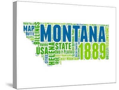 montana word cloud map posters by naxart at allposters com