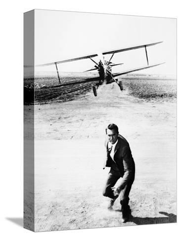 North by Northwest, 1959 Stretched Canvas Print