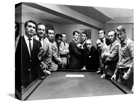 Ocean's Eleven, 1960 Stretched Canvas Print
