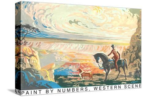 modern western decor.htm paint by numbers  western scene  prints allposters com  paint by numbers  western scene  prints